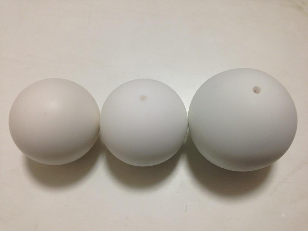 シリコンボール